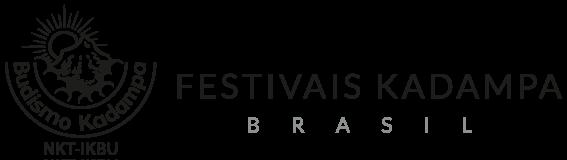 Festivais Kadampa Retina Logo