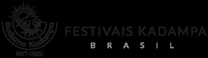 Festivais Kadampa Mobile Retina Logo